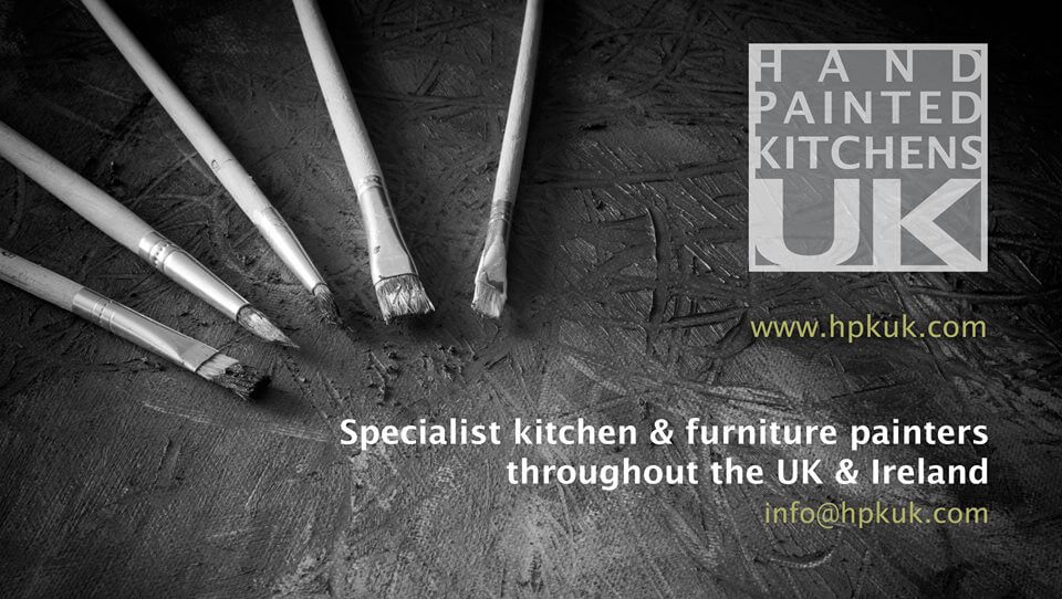 Specialist kitchen painters