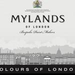 mylands colour card
