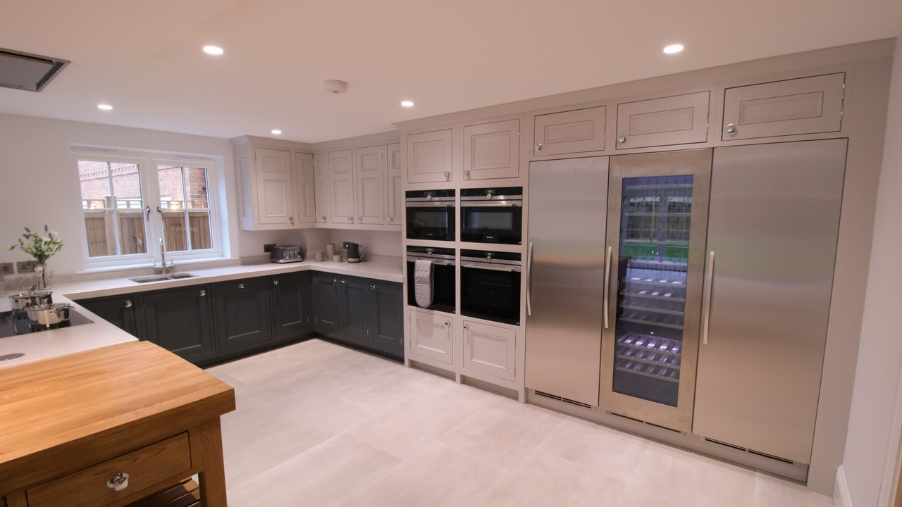 Handmade kitchens direct Christchurch Surrey